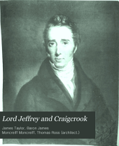 Lord Jeffrey and Craigcrook: A History of the Castle