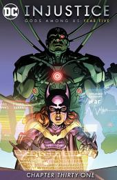 Injustice: Gods Among Us: Year Five (2015-) #31