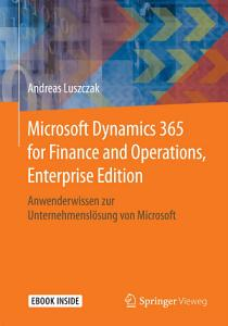 Microsoft Dynamics 365 for Finance and Operations  Enterprise Edition PDF