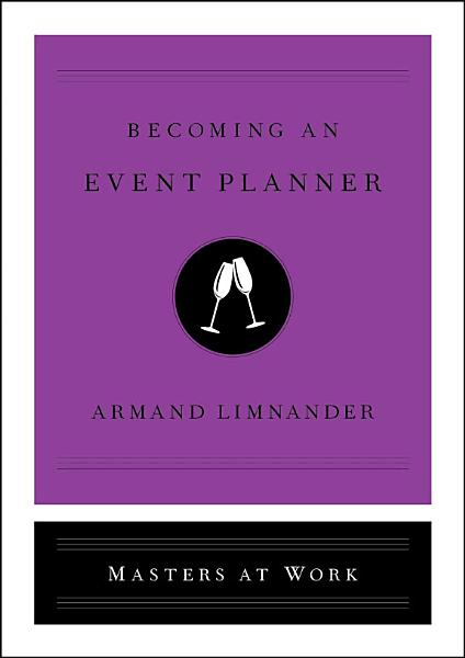 Download Becoming an Event Planner Book
