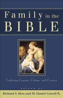 Family in the Bible PDF