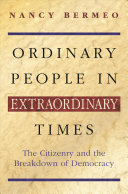 Ordinary People in Extraordinary Times PDF