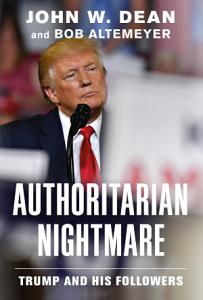 Authoritarian Nightmare Book