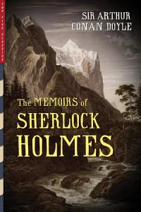 The Memoirs of Sherlock Holmes  Illustrated  Book