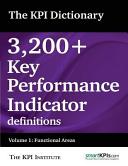 The Kpi Dictionary PDF