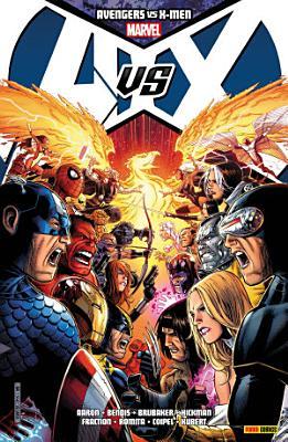Avengers VS  X Men PDF