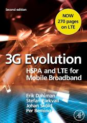 3G Evolution: HSPA and LTE for Mobile Broadband, Edition 2