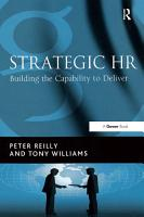 Strategic HR PDF