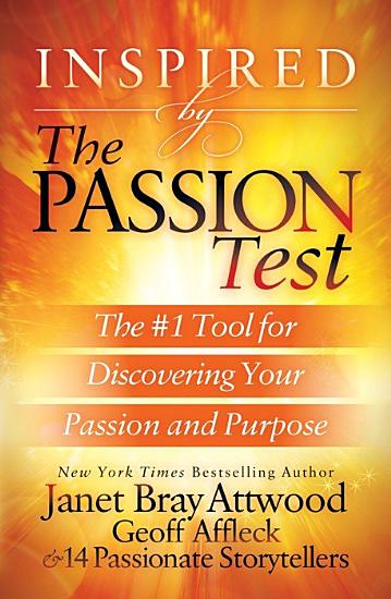 Inspired by the Passion Test PDF
