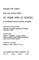 English for Today: At home and at school