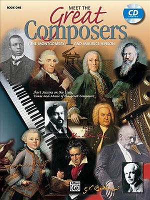 Meet the Great Composers Book 1
