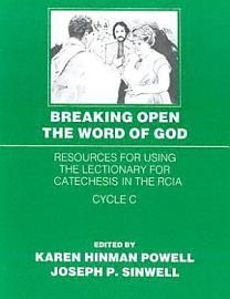 Breaking Open The Word Of God
