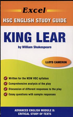 King Lear  by William Shakespeare PDF