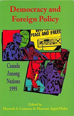 Canada Among Nations  1995