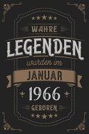Wahre Legenden wurden im Januar 1966 geboren PDF