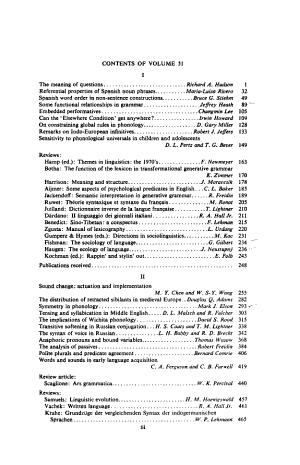 Language PDF