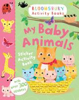 My Baby Animals Sticker Activity Book PDF