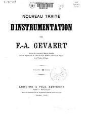Nouveau traité d'instrumentation