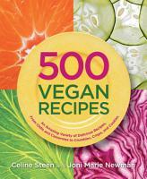 500 Vegan Recipes PDF