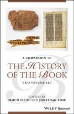 Companion to the History of the Book