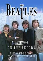 The Beatles   Uncensored On the Record PDF