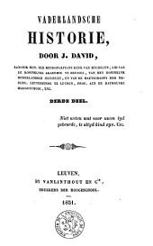 Vaderlandsche historie: Volume 3