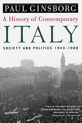 A History of Contemporary Italy PDF