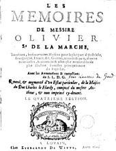 Les mémoires de messire Olivier St. de la Marche