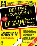 Delphi Programming for Dummies PDF