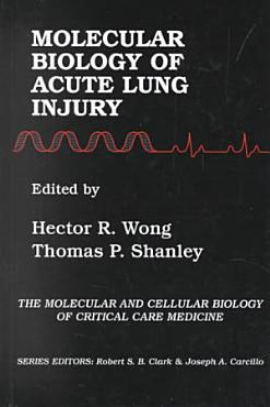 Molecular Biology of Acute Lung Injury PDF