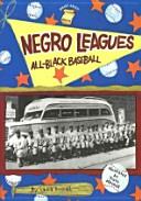 NEGRO LEAGUES: ALL-BLACK BASEBALL(CD1장포함)(SMART ABOUT)