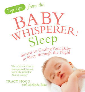 Top Tips from the Baby Whisperer  Sleep PDF
