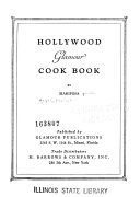Hollywood Glamour Cook Book