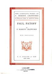The Complete Works of F. Marion Crawford: Volume 8