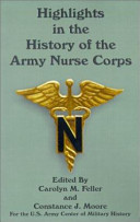 Highlights in the History of the Army Nurse Corps Book
