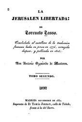 La Jerusalen libertada: Trasladada al castellano de la traduccion francesa hecha en prosa en 1774, corregida despues, Volumen 2