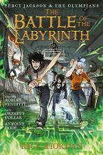 The Battle of the Labyrinth: The Graphic Novel