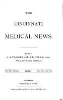 The Cincinnati Medical News     PDF