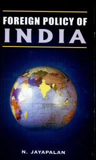 Foreign Policy of India Book