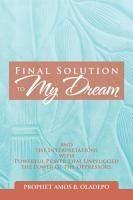 Final Solution to My Dream PDF