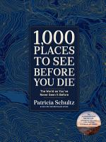 1 000 Places to See Before You Die  Deluxe Edition  PDF