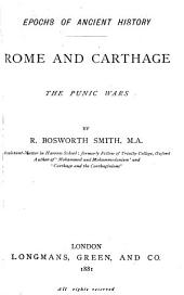 Rome and Carthage, the Punic Wars