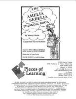 The Amelia Bedelia Thinking Book PDF
