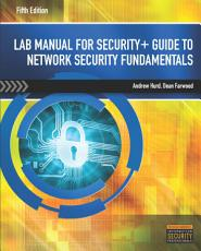 Lab Manual for Security  Guide to Network Security Fundamentals  5th PDF