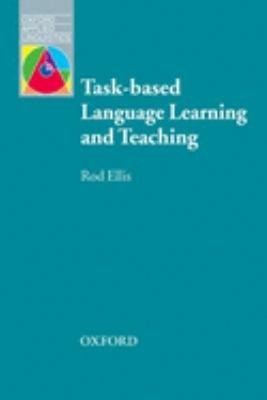 Task based Language Learning and Teaching PDF