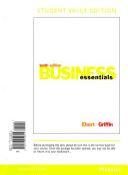 Business Essentials  Student Value Edition PDF