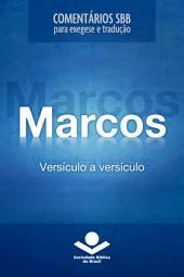 Comentários SBB - Marcos versículo a versículo