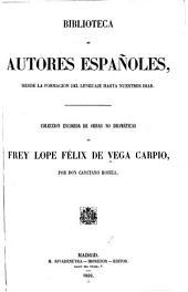 Biblioteca de autores españoles: Volumen 38
