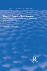 Ghana in Search of Development PDF