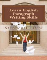 Learn English Paragraph Writing Skills PDF